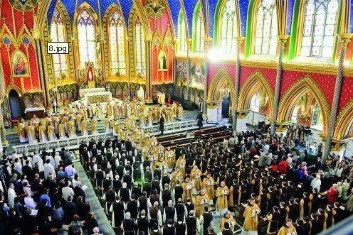 Heraldos en Argentina - Ordenaciones sacerdotales y diaconales