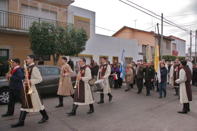 En día con María en la Parroquia de San Juan Bosco y Santa Clara