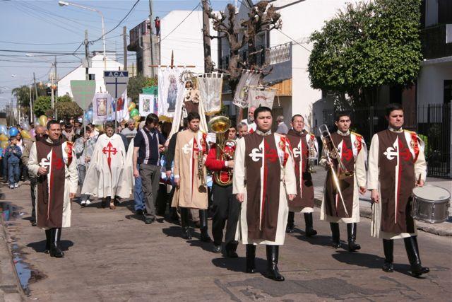 Fiestas patronales en la Parroquia Monte Carmelo