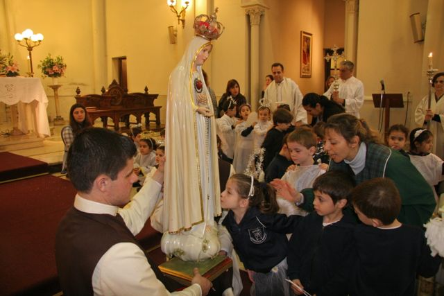 Semana con María - Virgen de Fátima
