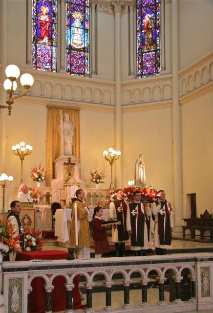 Ceremonia del 13 de Octubre