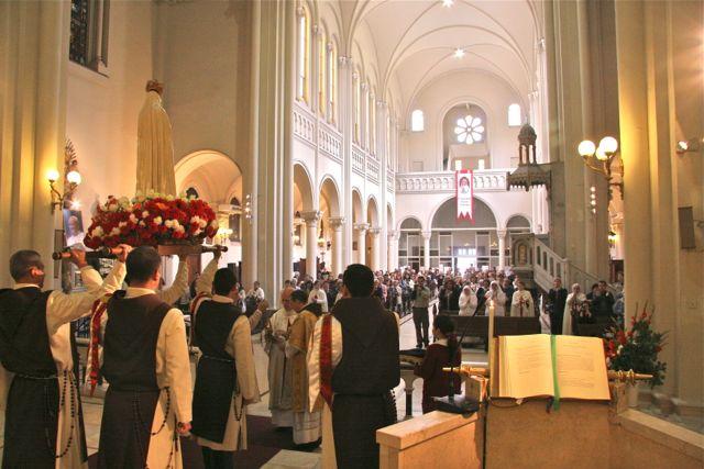 Ceremonia 13 de Octubre