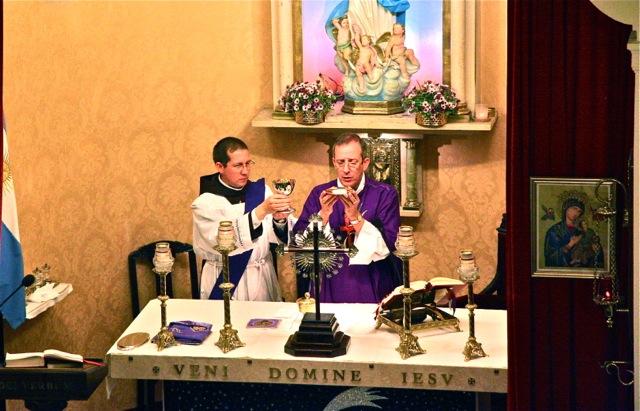 Aniversario Sacerdotal del padre Santiago Iturbide