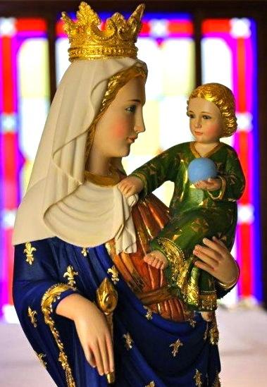 Nuestra Señora con el Niño