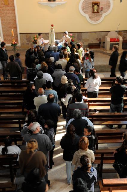 Heraldos en Argentina - Misión en Zárate Campana