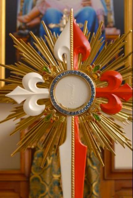 Heraldos en Argentina - Eucaristía