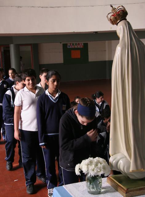 Heraldos del Evangelio - Argentina - Instituto La Salette