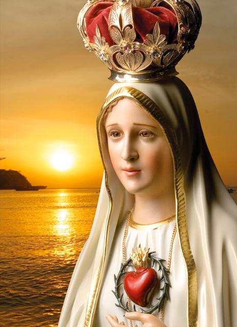 Nuestra Señora de Fátima - Heraldos el Evagelio