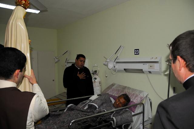 Misión en Ojo de Agua - Santiago del Estero - Heraldos del Evangelio en Argentina