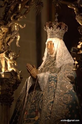 Virgen del Sagrario (Heraldos del Evangelio)
