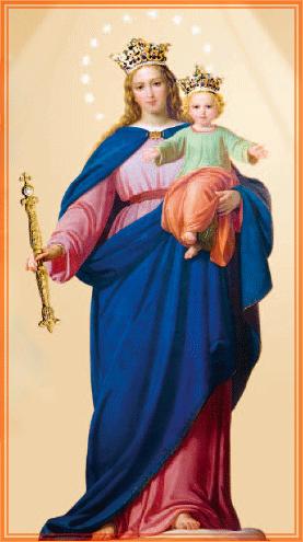 """""""Nuestra Señora Auxiliadora"""""""