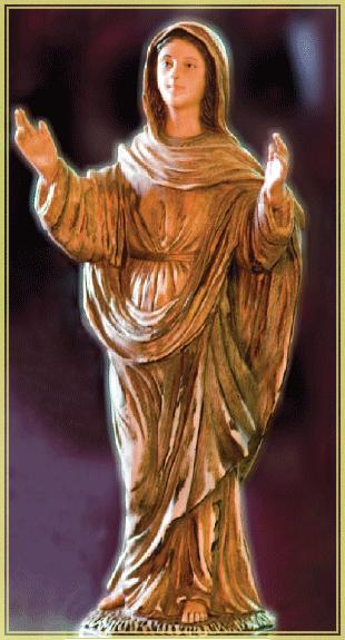 Virgen de la Resurrección