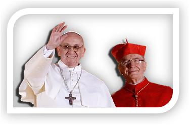 Papa Francisco y D. Caludio Hummes