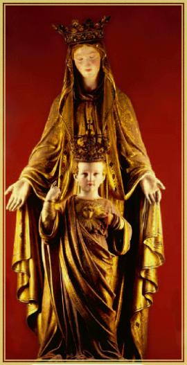 """""""Nuestra Señora del Sagrado Corazón"""""""
