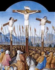 Crucifixão entre 2 ladrões-horz