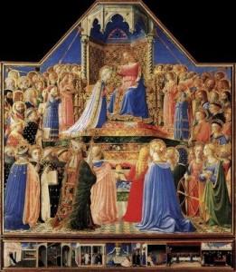 Coroaçao Fra Angelico