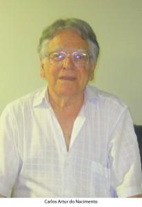 Carlos artur do nascimento prof PUC SP