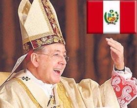 Cardeal Juan Luis Cipriani
