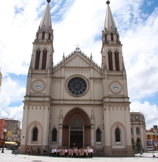 Catedral de Curitba