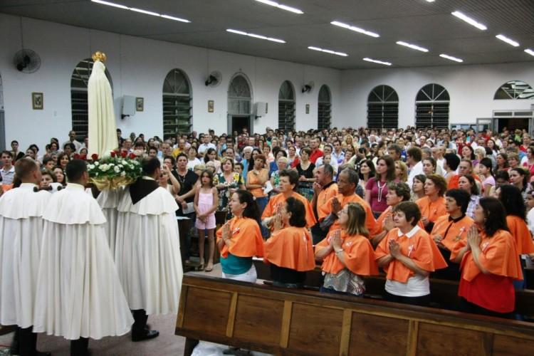 Missão Mariana no Costa e Silva