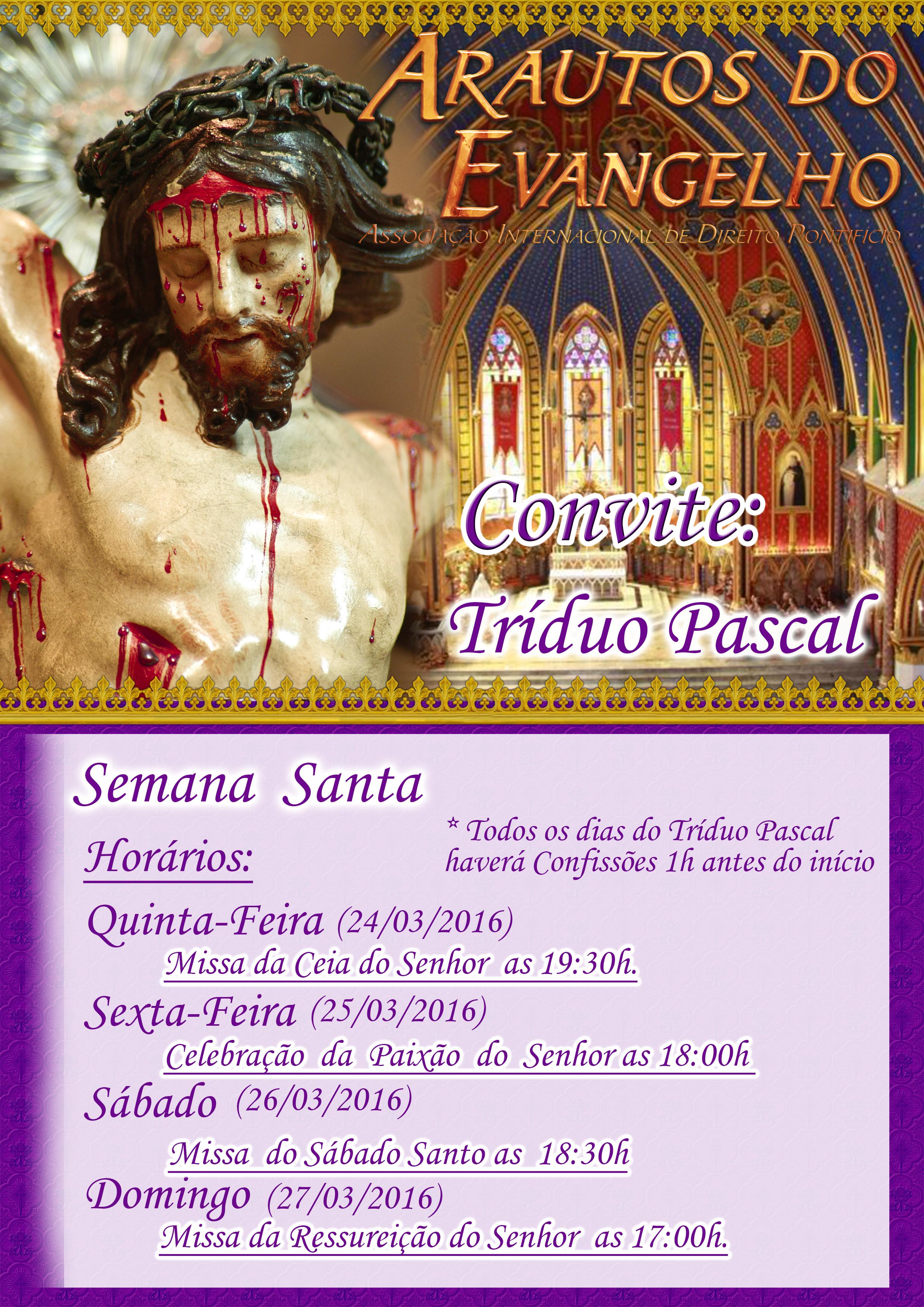 Convite semana Santa (2)
