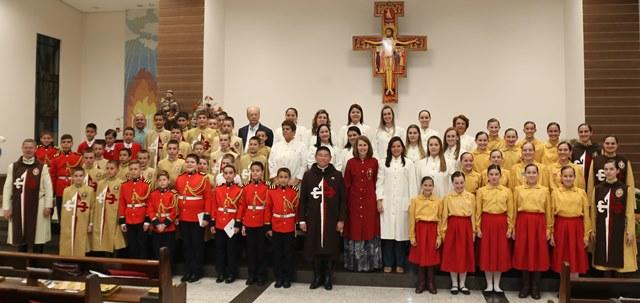 Missa Término ano letivo do Colégio- dez
