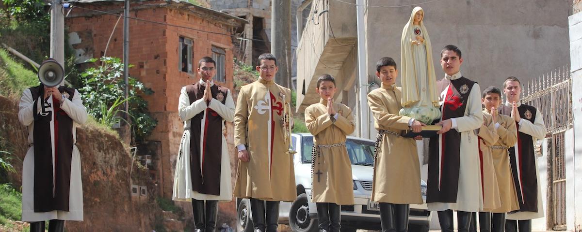 Missionários novos