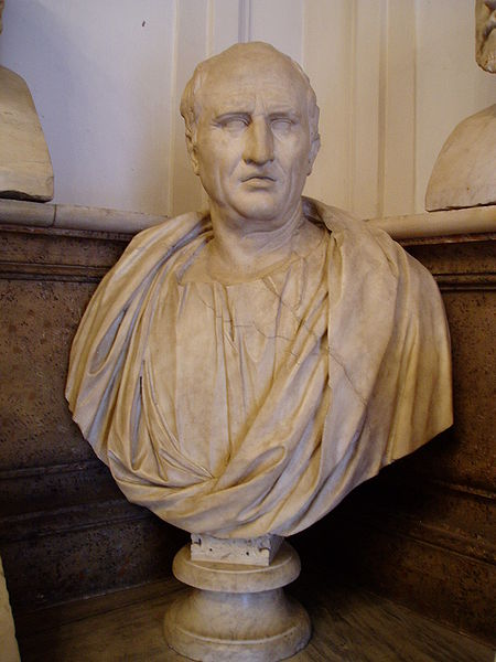 Cícero um dos mais ilustres autores classicos