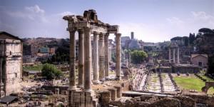 Forum romano, Itália