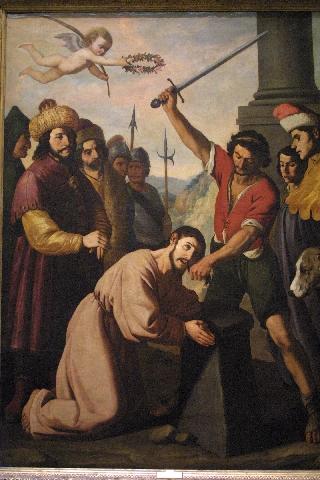 Martírio de São Paulo (Museu do Prado, Madrid)