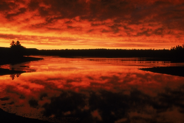 Por do sol_mar_poente_aurora_beleza