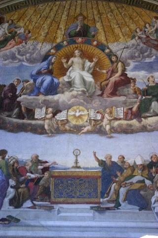 Stanze Pio V, Museu Vaticano