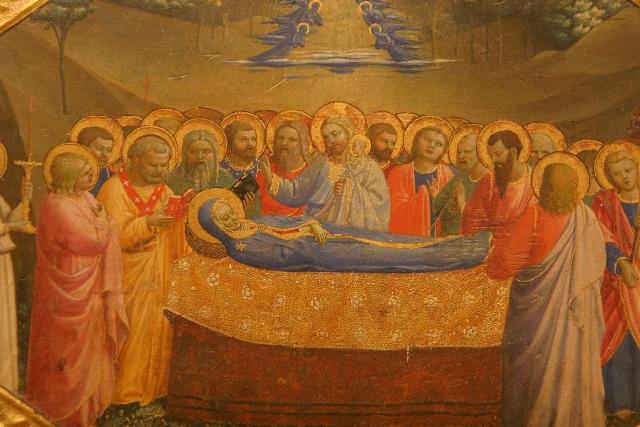Dormição de Maria, Museu do Prado (Espanha)