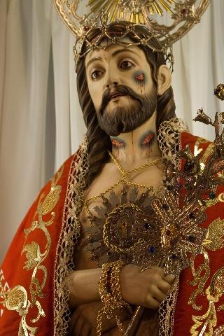 Senhor Santo Cristo dos Milagres, Canadá (Foto: Gustavo Kralj)