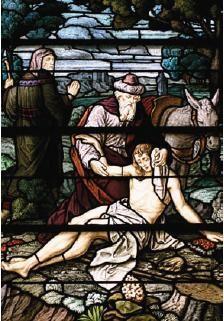 A parábola do Bom Samaritano constitui um exemplo efetivo e afetivo de amor a Deus, sem o qual não existe Religião, e de amor ao próximo. sem o qual não há amor a Deus