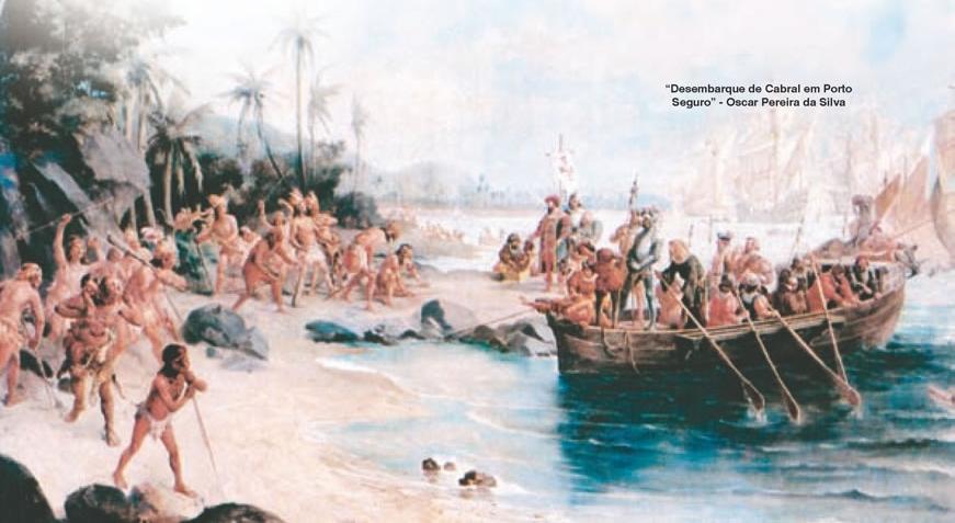 Desembarque de Cabral em Porto Seguro