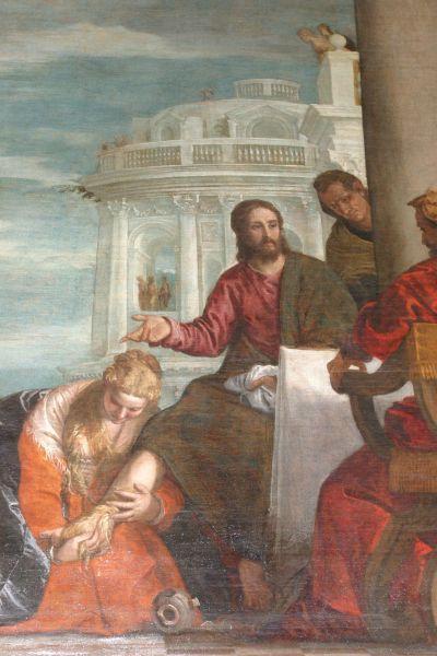 Santa Maria Madalena: expressão do verdadeiro amor