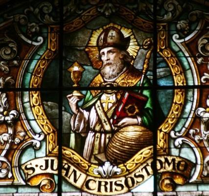 """São João Crisóstomo: """"Cristo está comigo, a quem temerei?"""""""