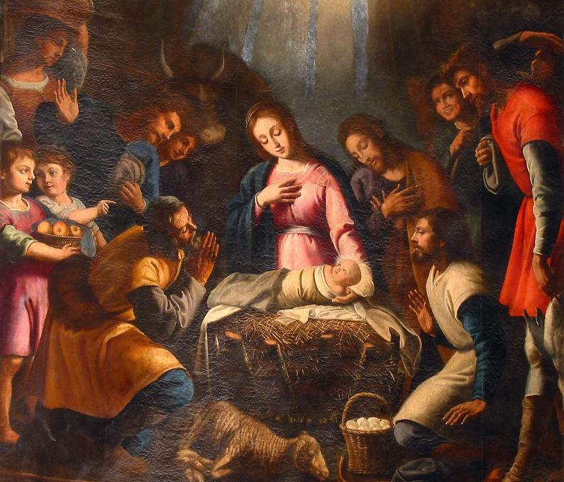 Adoração dos Pastores