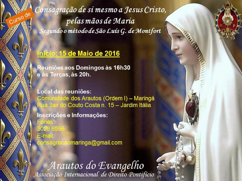 Convite Consagração Início 15-Maio-16