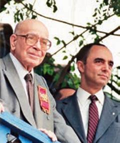 Mons. João Clá e Doutor Plinio