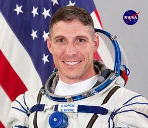 Coronel Michael Scott Hopkins-cortesia NASA