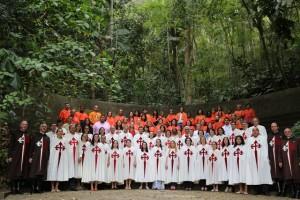 Primeiro Retiro do Apostolado do Oratório da Diocese de Nova Friburgo