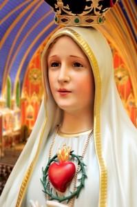 Preste sua homenagem a Nossa Senhora de Fátima