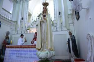 Consagração a Nossa Senhora em Duas Barras (6)