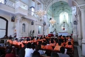 Consagração a Nossa Senhora em Duas Barras (7)