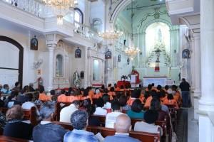 Consagração a Nossa Senhora em Duas Barras (8)