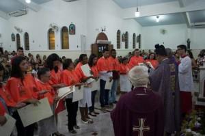 Consagração em Macaé (1)