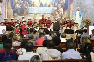 Arautos do Evangelho participam do Festival de Corais em Nova Friburgo