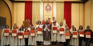 Arautos do Evangelho concluem mais um curso de formação em Nova Friburgo